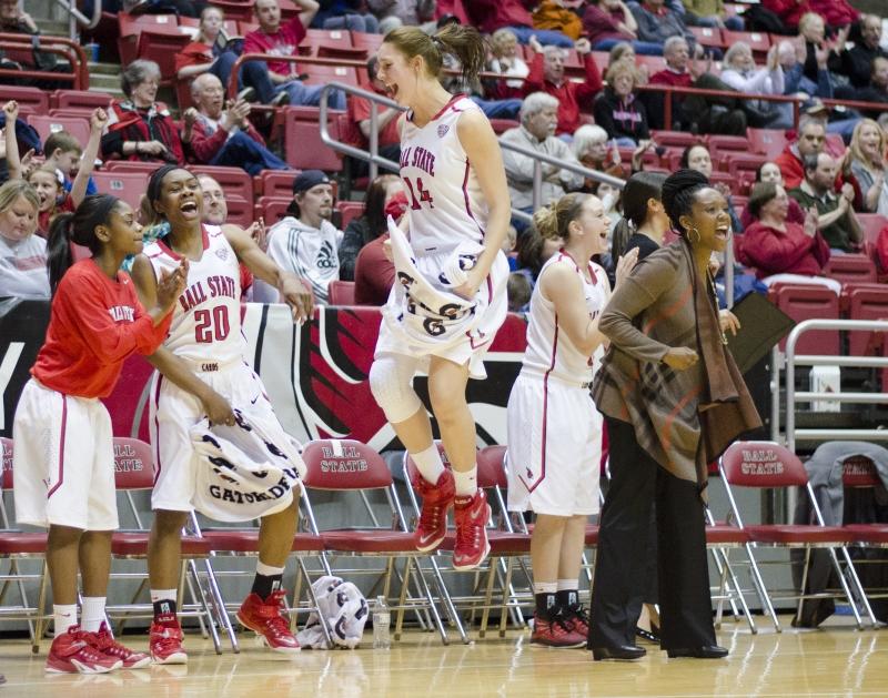Ball State women's basketball looks to dominate this season