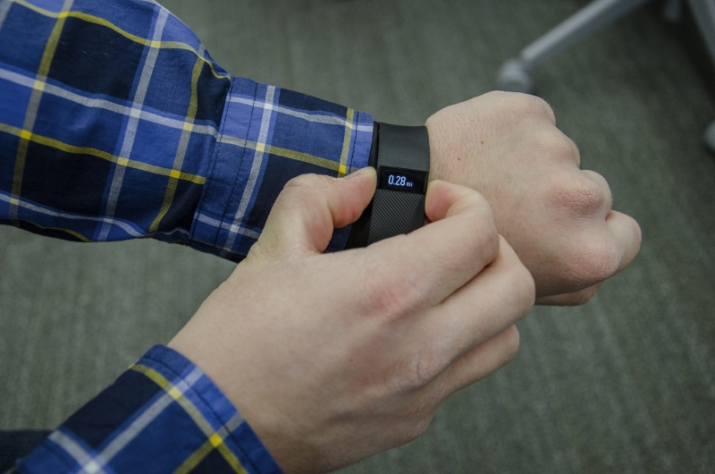 Fitbit helps users become more 'fit conscious'