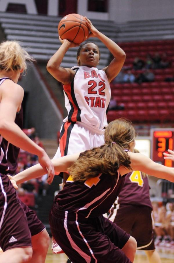 WOMEN'S BASKETBALL: Ball State confident against NIU