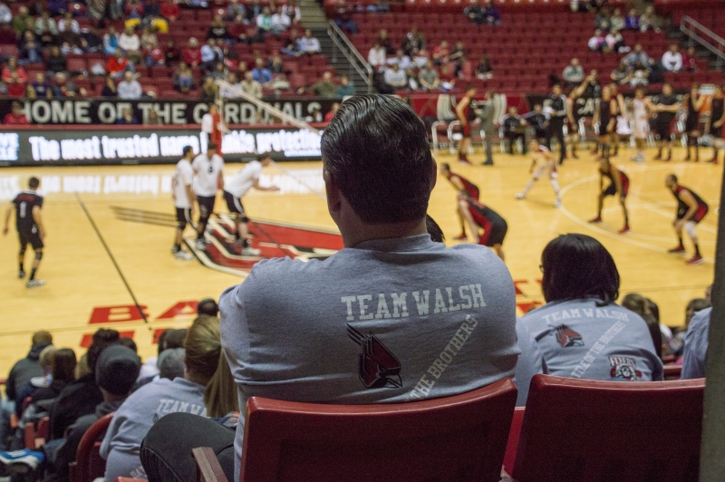 No. 2 Lewis sweeps Ball State