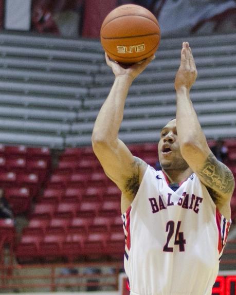 Ball State men's basketball takes down IU-Kokomo, 90-54
