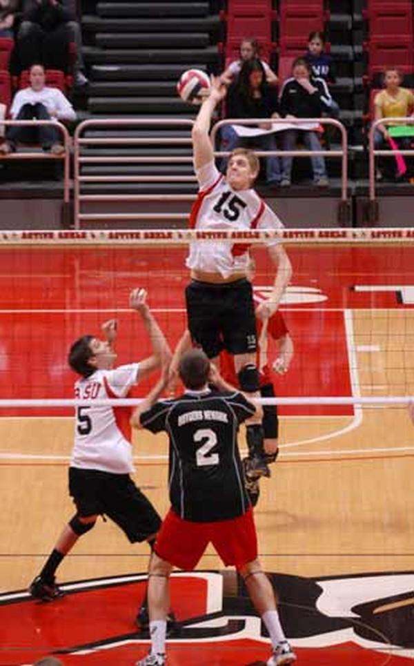 MEN'S VOLLEYBALL: Ball State needs win to stay in MIVA race