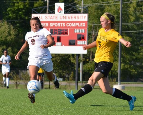 SOCCER: Ball State's Canadian players finding roles on team