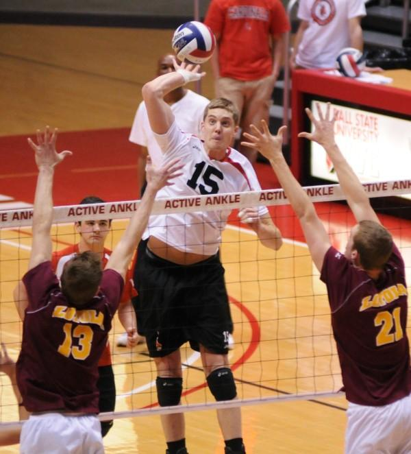 MEN'S VOLLEYBALL: Seniors leaving mark at Ball State