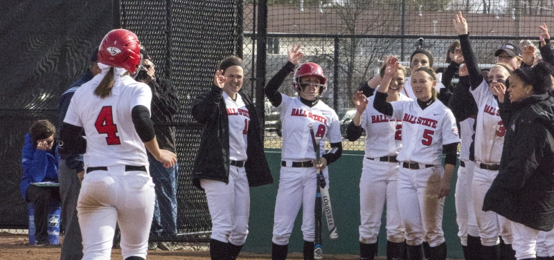 Eight softball players, 9 track and field athletes earn Academic All-MAC honors