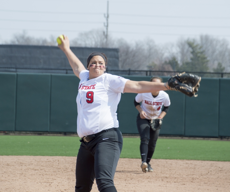 Nicole Steinbach wins 3rd MAC West Pitcher of the Week award