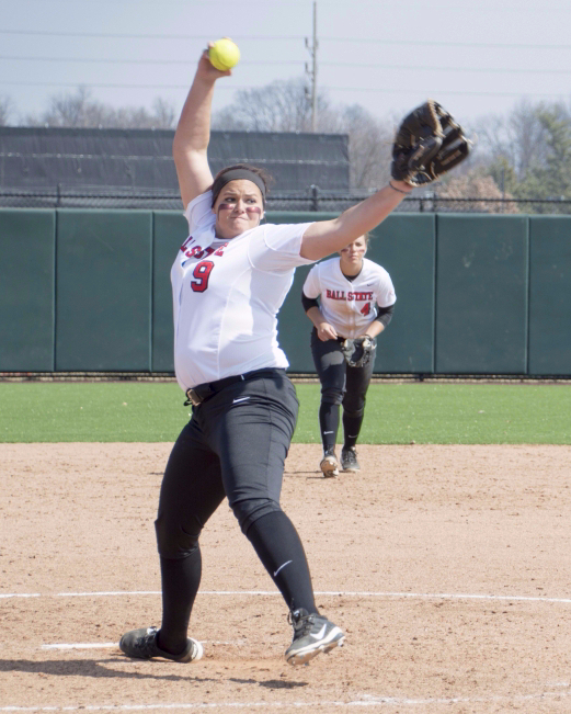 Clash of softball MAC West Players of the Week to face off