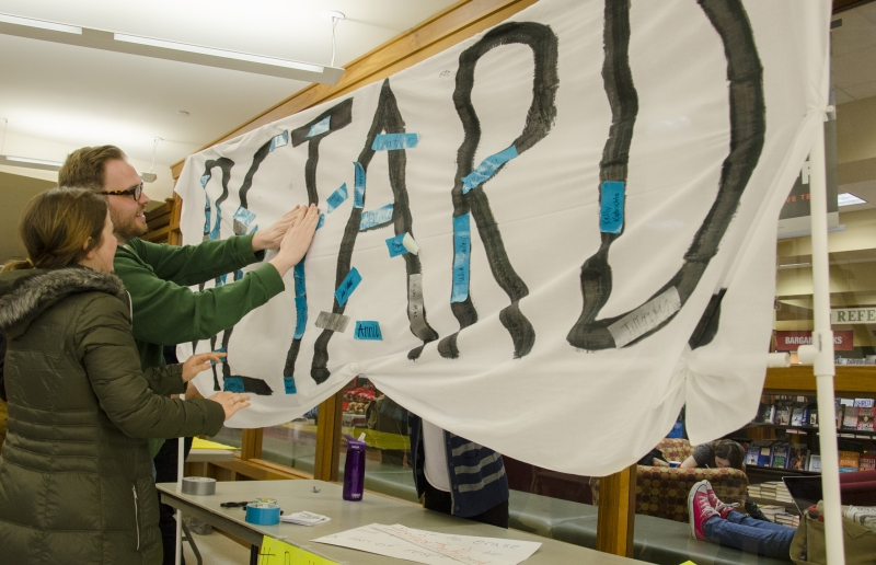 Student organization strives to eliminate use of 'R' word