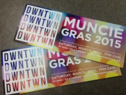 Muncie Gras expected to attract 8,000 people