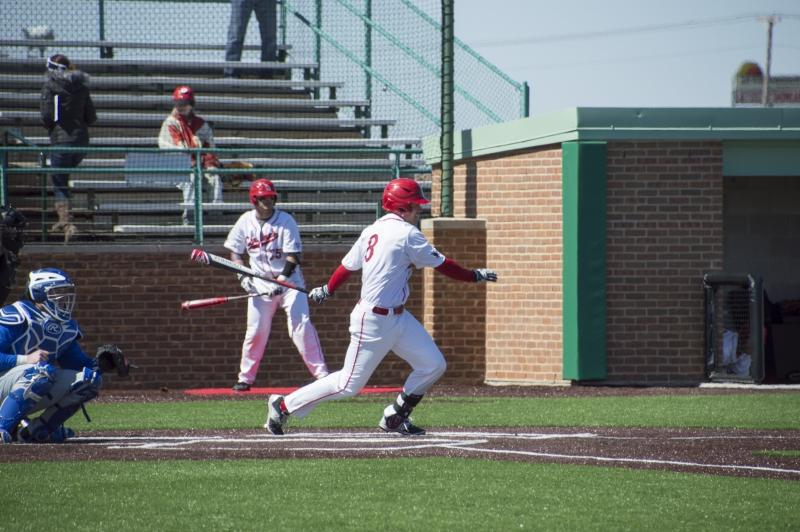 Ten-run 3rd inning pushes Ball State past Dayton, 10-0