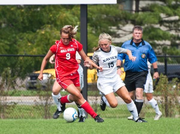 SOCCER: Overtime goal gives Ball State win over Xavier