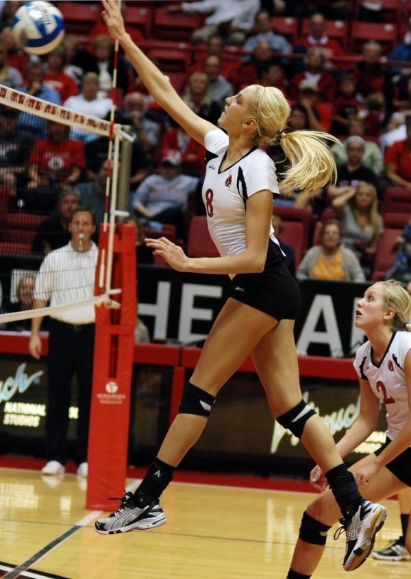 WOMEN'S VOLLEYBALL: Ball State defeats Toledo for first MAC title since 2002