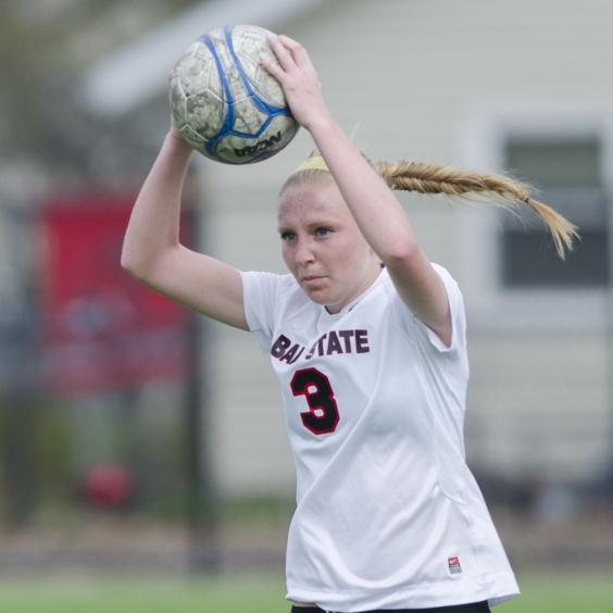 Leah Mattingly earns MAC Co-Defensive Player of the Week