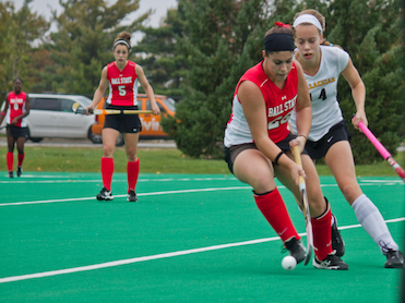 FIELD HOCKEY: Seniors Weachter, Bell prepare for final home match