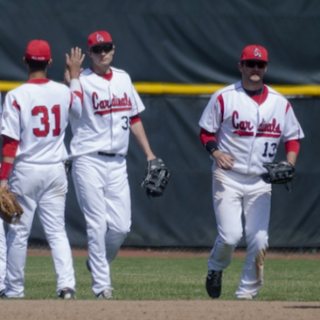 Baseball looks to win MAC behind bats, improved pitching