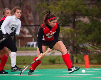 FIELD HOCKEY: Former player makes easy transition to assistant coach