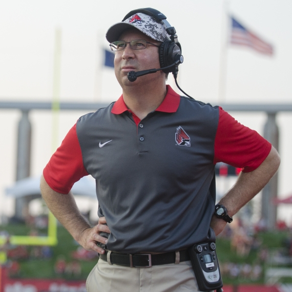 Ball State coach Pete Lembo resigns for job at Maryland