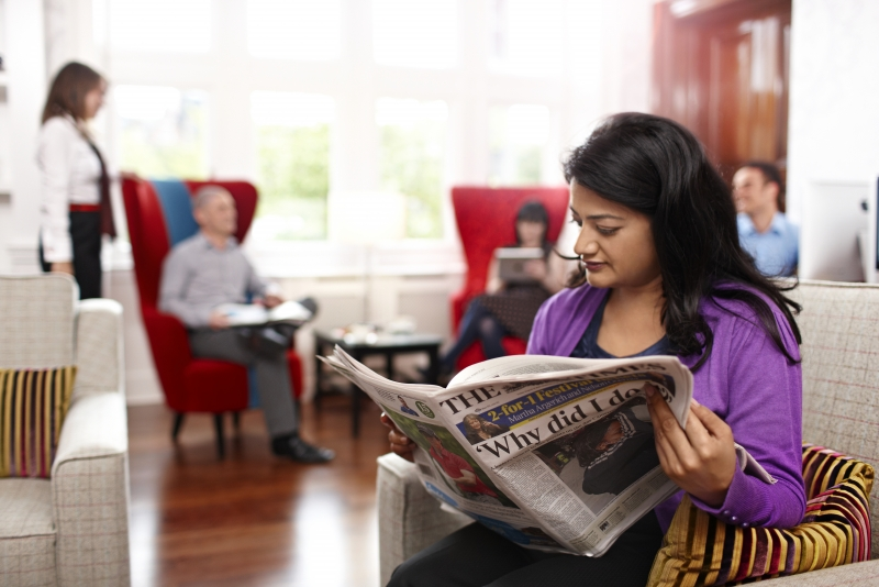 Newspapers Engage the Millennial Generation