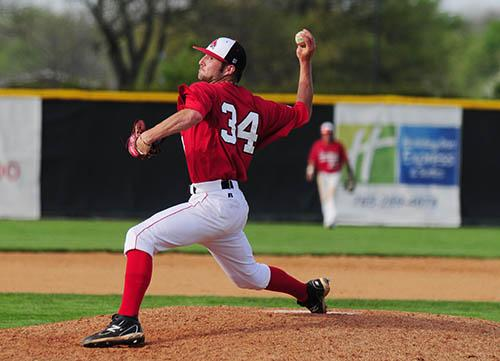 BASEBALL: Ball State senior anchors pitching staff