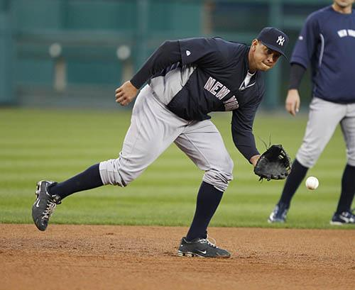 Alex Rodriguez linked with PED list