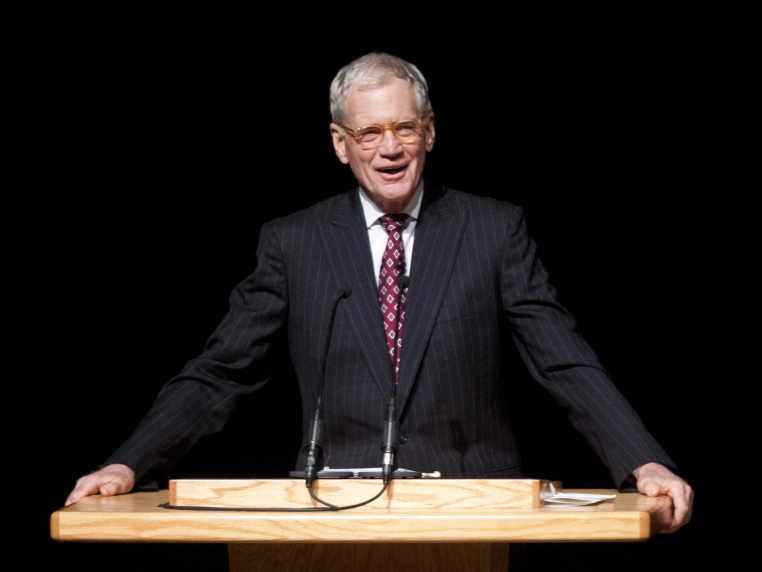David Letterman returns to Ball State on Nov. 30