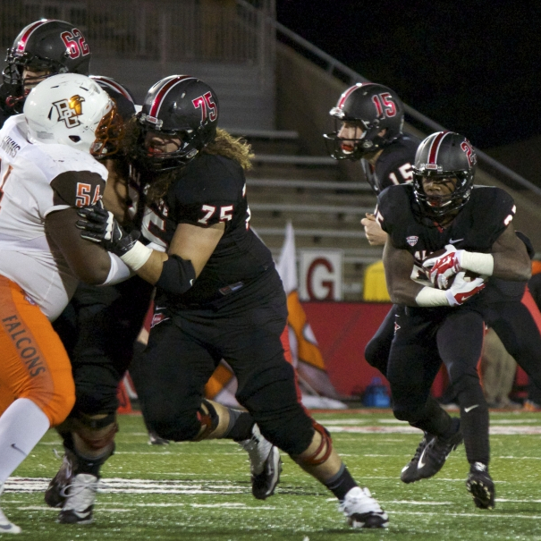 Ball State football loses senior night against Bowling Green