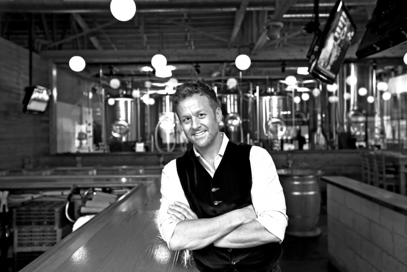 Scott Wise reflects on unlikely journey to restaurant ownership