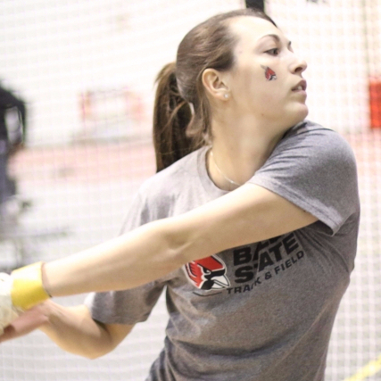Ball State track & field puts 10 on indoor academic All-MAC squad
