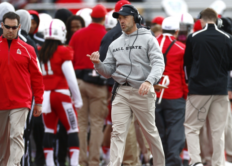 Ball State assistant to become D-II head coach