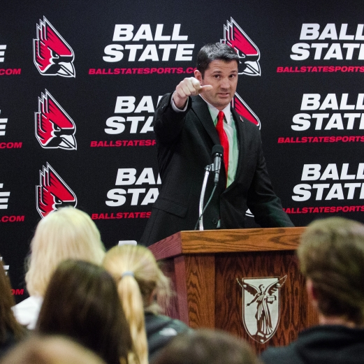Ball State 2016 recruiting class 'something special,' Neu says
