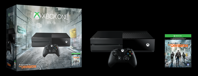 New Xbox One Game Announced : New xbox one bundle featuring the division announced