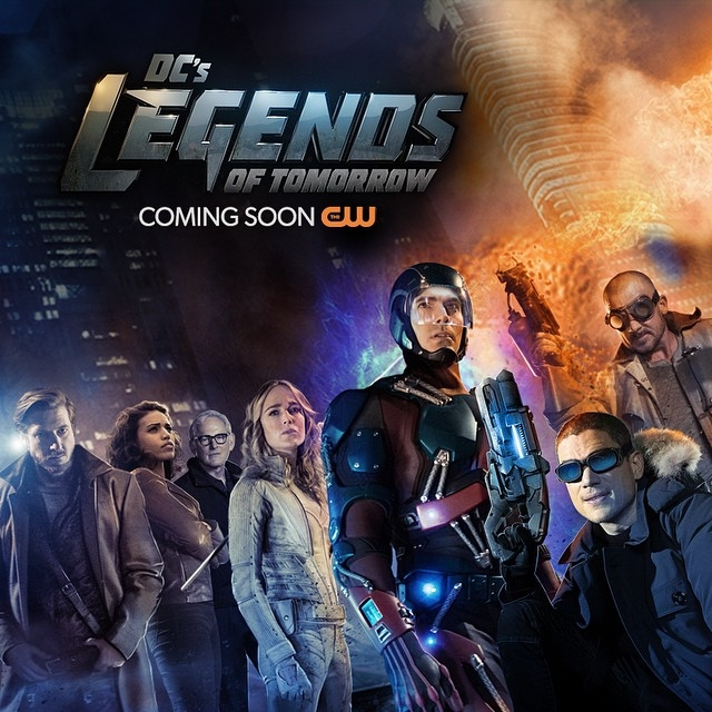 DO YOU COPY?: 'Legends of Tomorrow' kicks off with shaky but successful pilot