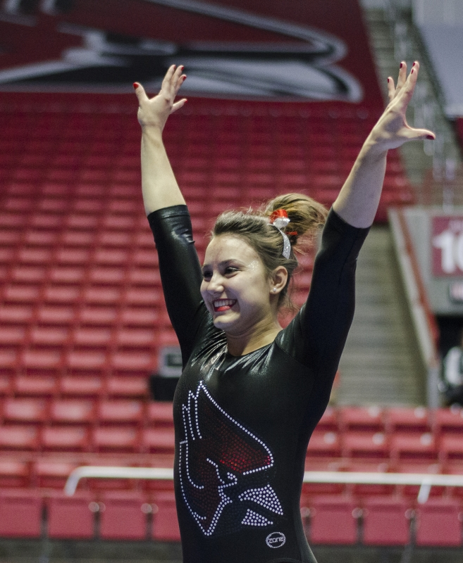 Preparing for MAC Championship: Q&A with Ball State gymnasts