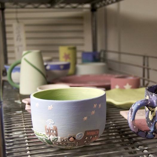 Muncie Origins: Pottery shop encourages creativity, local art