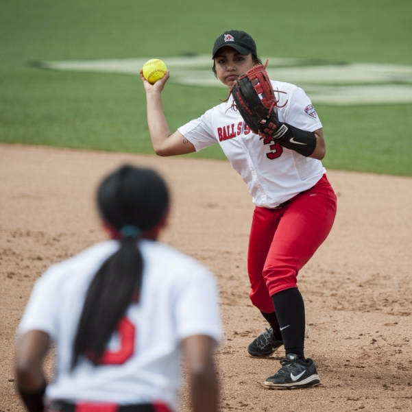 Ball State softball home opener this weekend