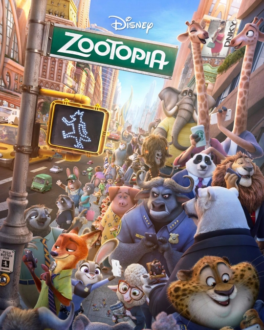 SCHNEID COMMENTS: Why we need more films like 'Zootopia'