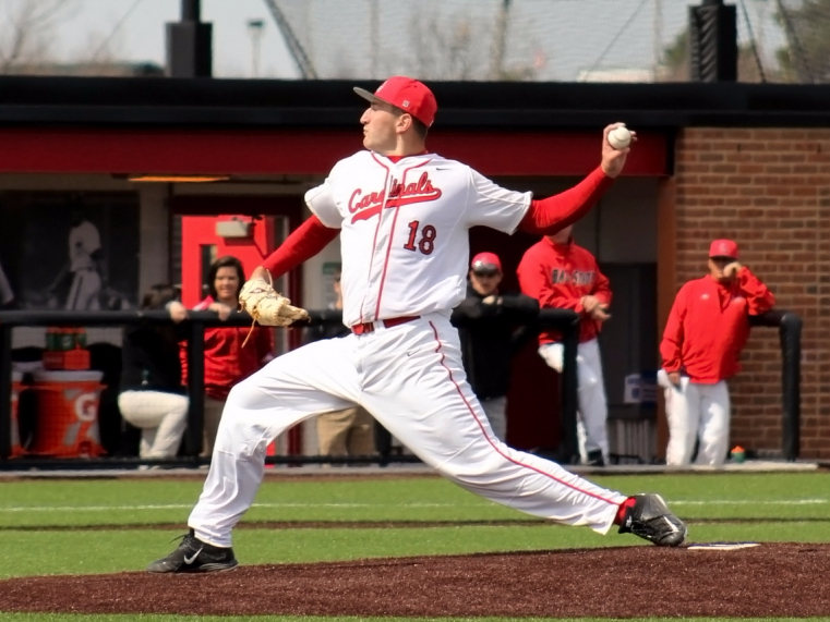 RECAP: Ball State baseball falls to No. 12 Louisville