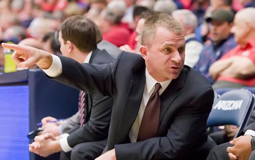MEN'S BASKETBALL: Whitford says Ball State job
