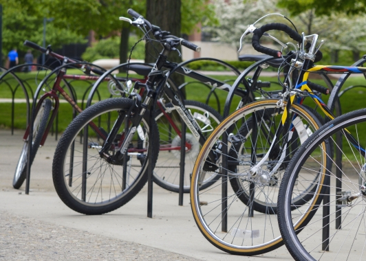 Ball State 'Bicycle Master Plan' unveiled
