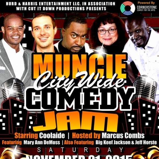 Monthly City Wide Comedy Jam to host Father's Day edition