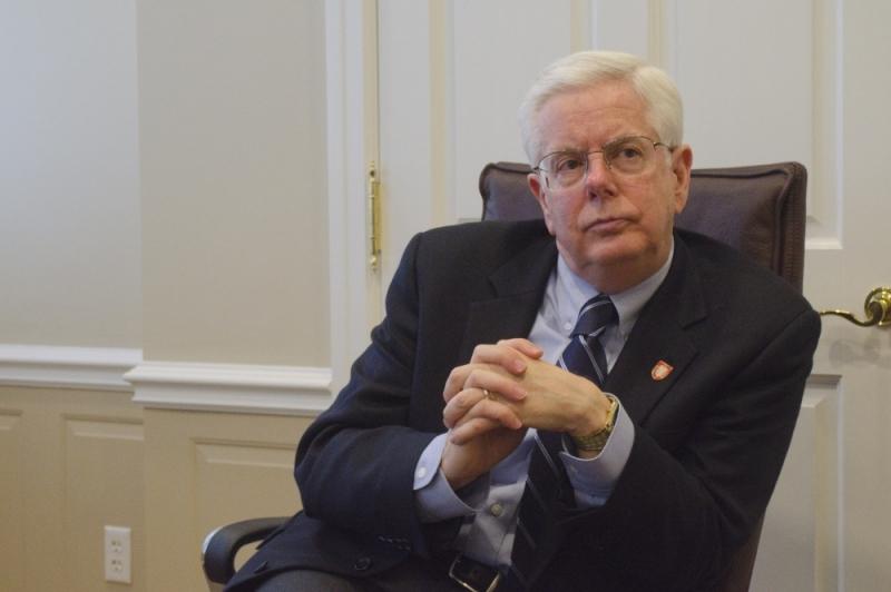 Former president Ferguson hired at Christian school in California
