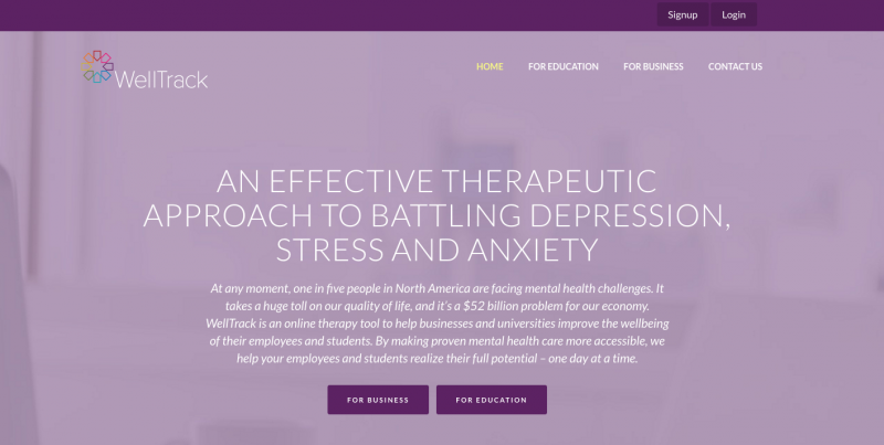 New app provides help for students with anxiety, depression