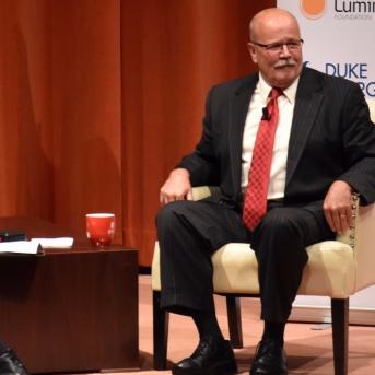 John Gregg visits Muncie, speaks about plans for Indiana