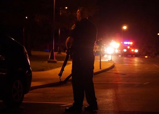 UPDATE: University police find, question suspects in gun incident