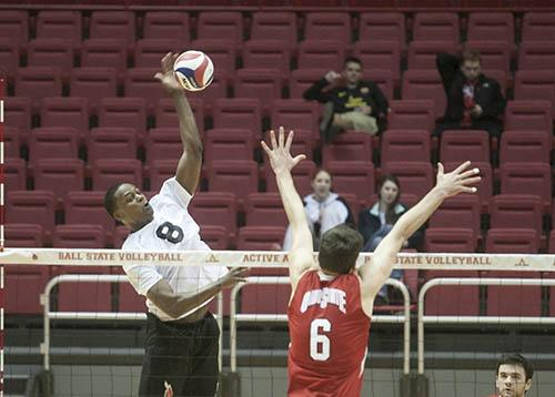 MEN'S VOLLEYBALL: Ball State heads into last weekend of regular season still with much to prove against Lewis and Loyola