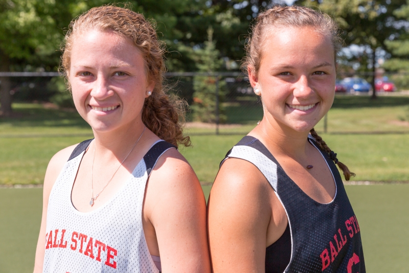 Barnes sisters thrive in Cardinals' family atmosphere