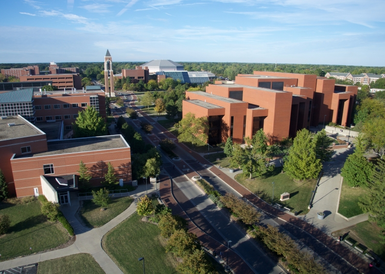 "Ball State ranked ""A-Plus School for B Students"""