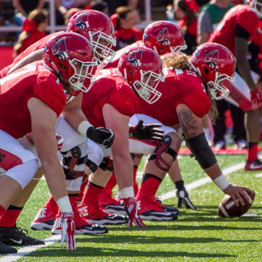 How Kyle DeVan retooled Ball State's offensive line for success