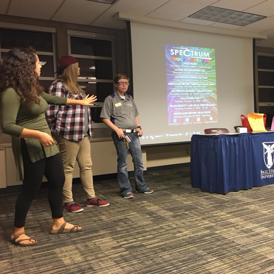 Spectrum discusses mental health to break stigmas, spread awareness