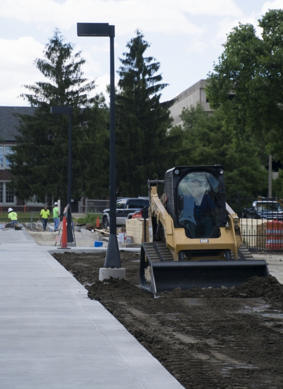 On-campus sustainability continues to improve